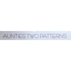 Aunties Two Patterns